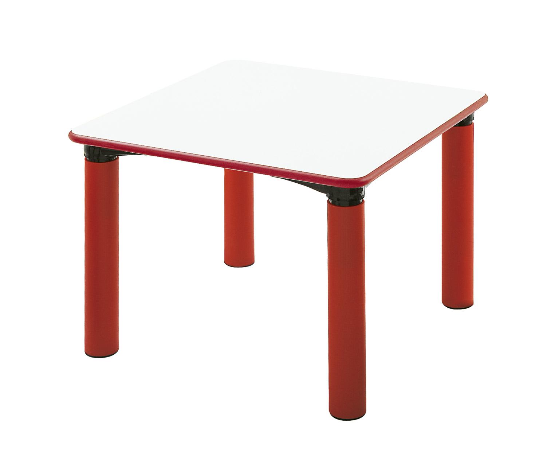 Tavolo quadrato 65x65 cm italveneta didattica for Tavolo quadrato mondo convenienza